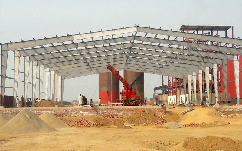 Pre Engineered Steel Building || RIAZ-UD-DIN ENGINEERING (PVT) LTD | (RECO)  || Pre-Engineered Building || Light Gauge Steel Building || Modular  Sandwich Panels || General Structure Steel Building
